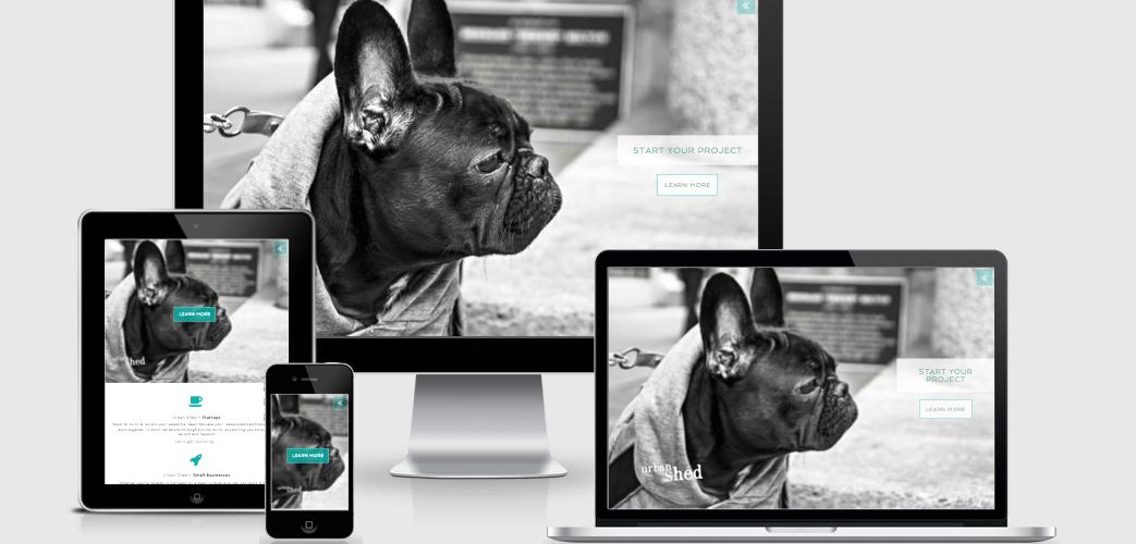 urbanshed-responsive-website