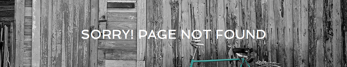 urban shed page not found
